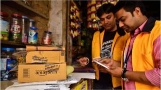 Online retail giant Amazon has launched an internet pharmacy in India.