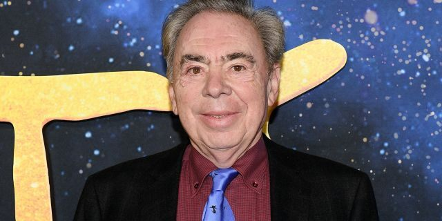 Andrew Lloyd Webber, known for composing musicals like 'Phantom of the Opera' and 'Cats,' will receive an experimental coronavirus vaccine. (Photo by Dia Dipasupil/Getty Images)