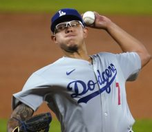 Julio Urías dominates in Dodgers win after another bout of first-inning struggles