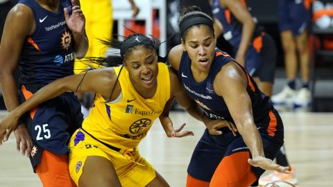 Sparks limp into the offseason after playoff loss to Sun