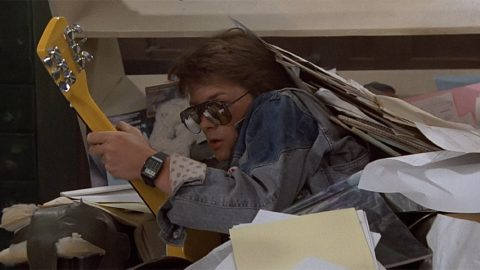 How Back To The Future's Doc Would Respond To Marty Destroying His Massive Amplifier, According To Bob Gale