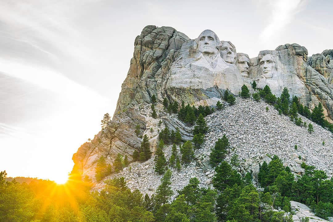 Mount Rushmore Vacation + 15 Best Places to Visit in USA in September