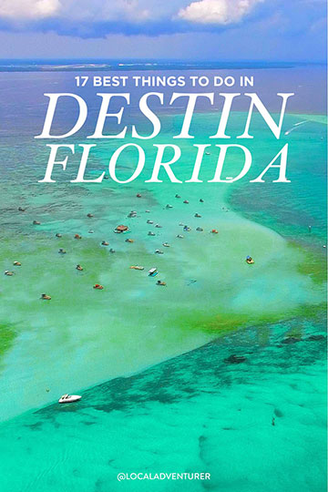 17 Best Things to Do in Destin Florida