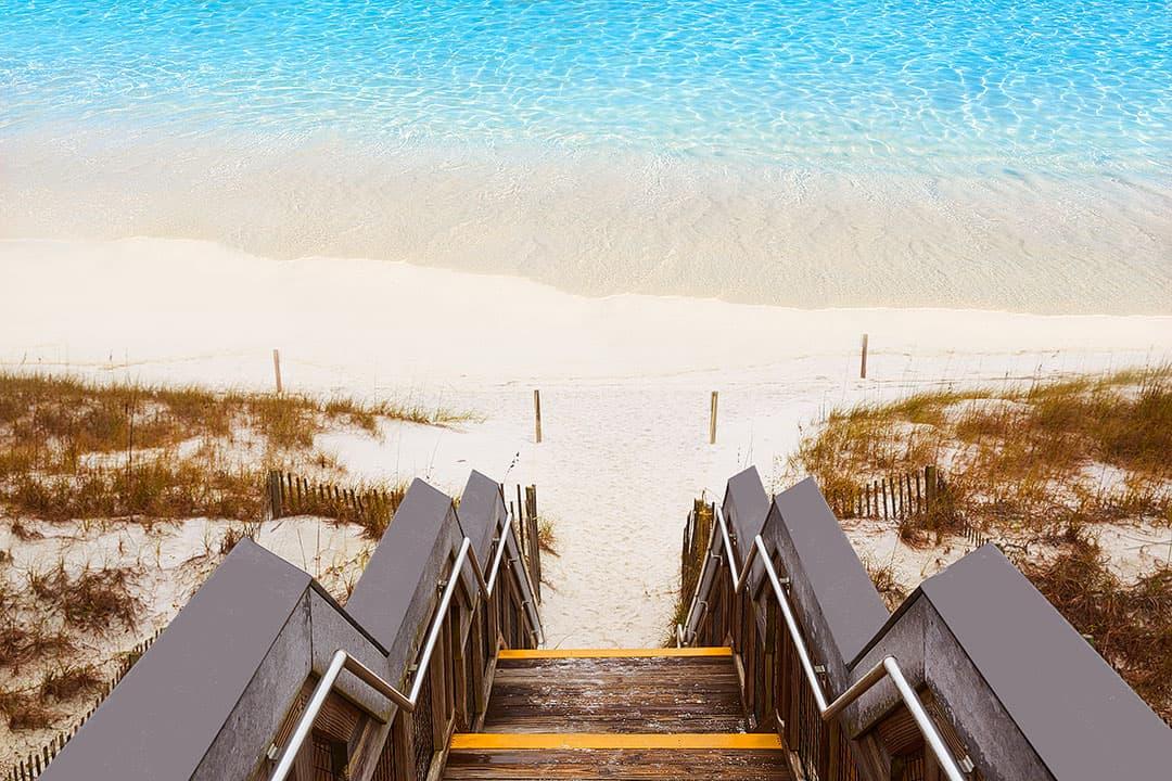 Henderson Beach State Park Destin Florida