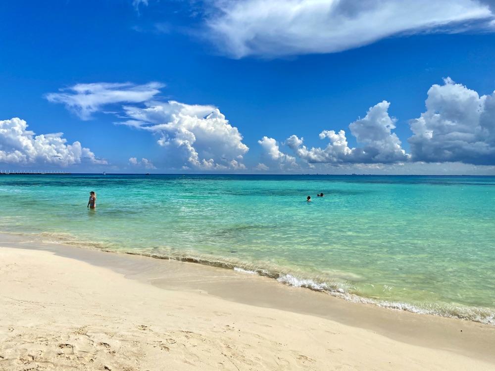 Lido's Beach Club in playa del carmen