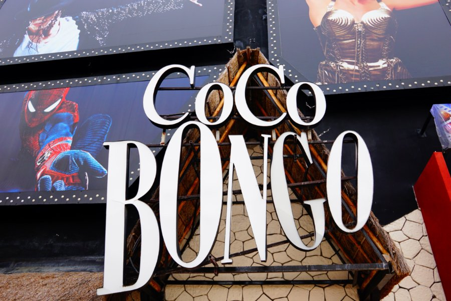 party at coco bongo is one of the most fun things to do in playa del carmen