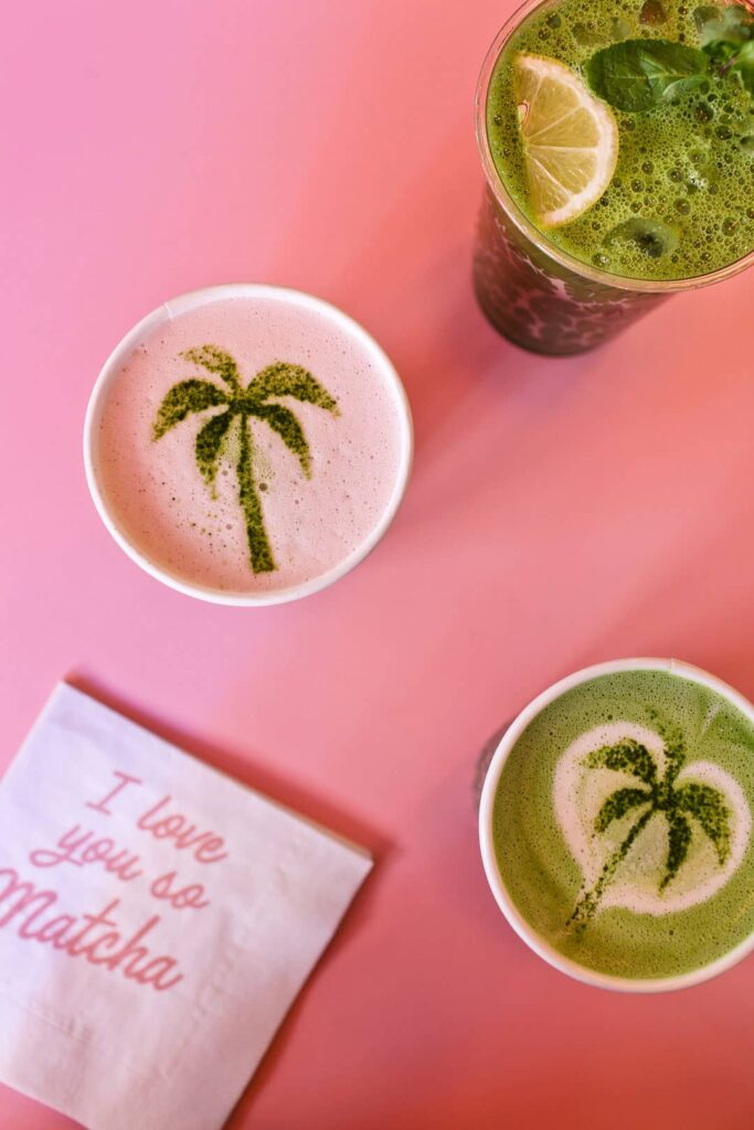 Cha Cha Matcha New York + 25 Most Instagrammable Places in NYC