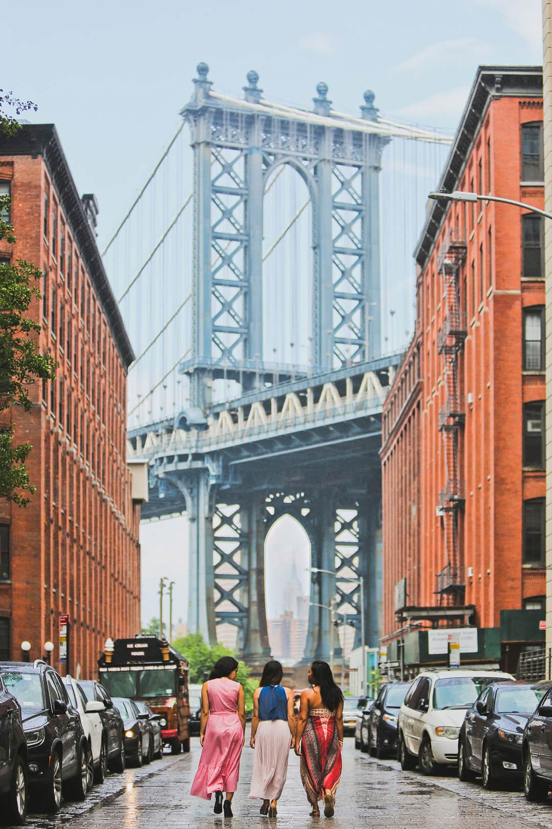 Dumbo Photo Spot + 25 New York Photography Spots You Can't Miss