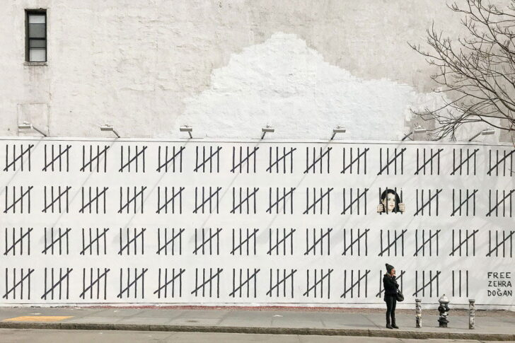 Banksy on Houston Bowery Mural + 25 Incredible Murals and New York Photo Spots You Can't Miss