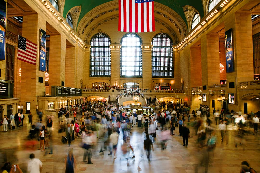Grand Central Station Pictures + 25 Best Instagram Spots in NYC