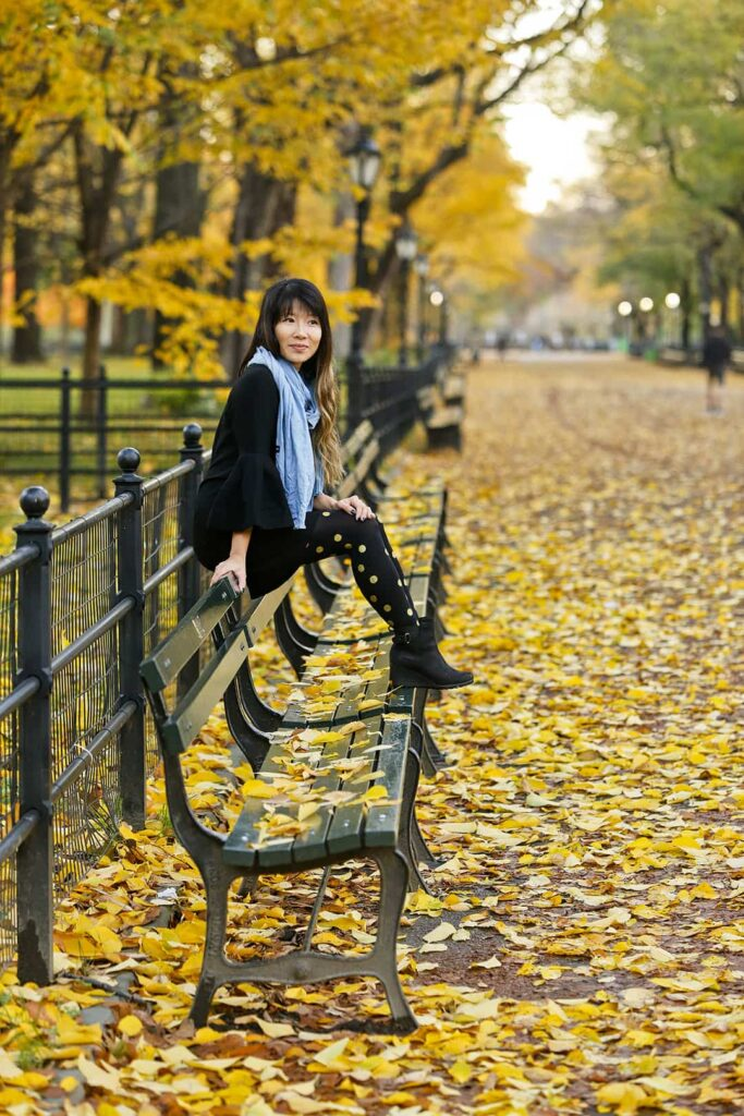 Central Park Photo Spots in Fall + 25 Best Places to Photograph in NYC