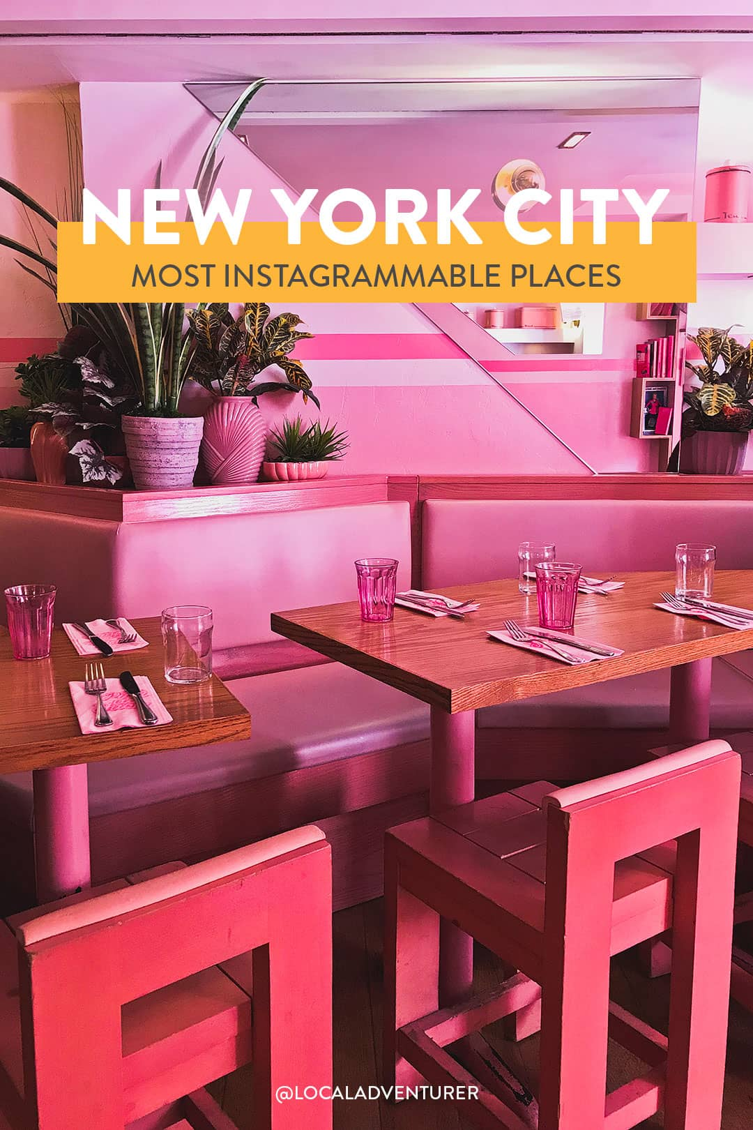 Most Instagrammable Places in NYC