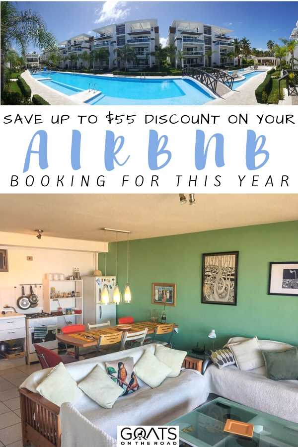 """""""Save Up To $55 Discount On Your AirBNB Booking For This Year"""