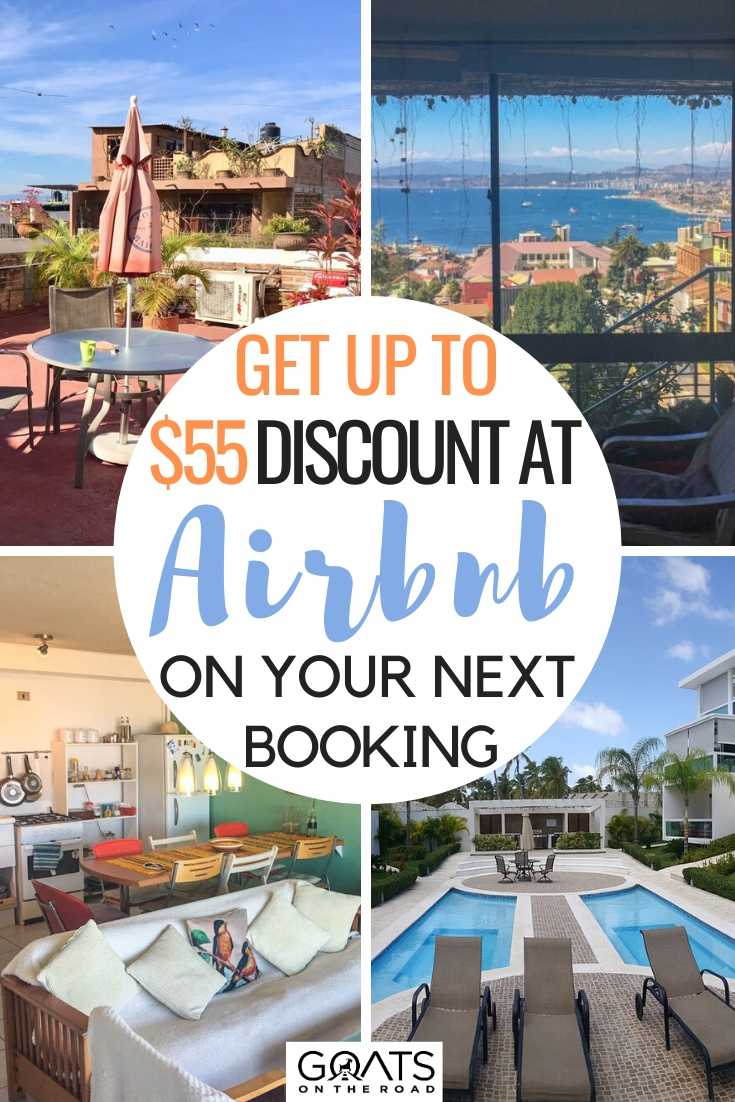 Get Up To $55 Discount At Airbnb On Your Next Booking
