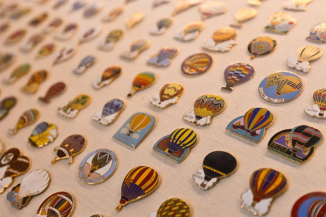 ABQ Balloon Fiesta Pins