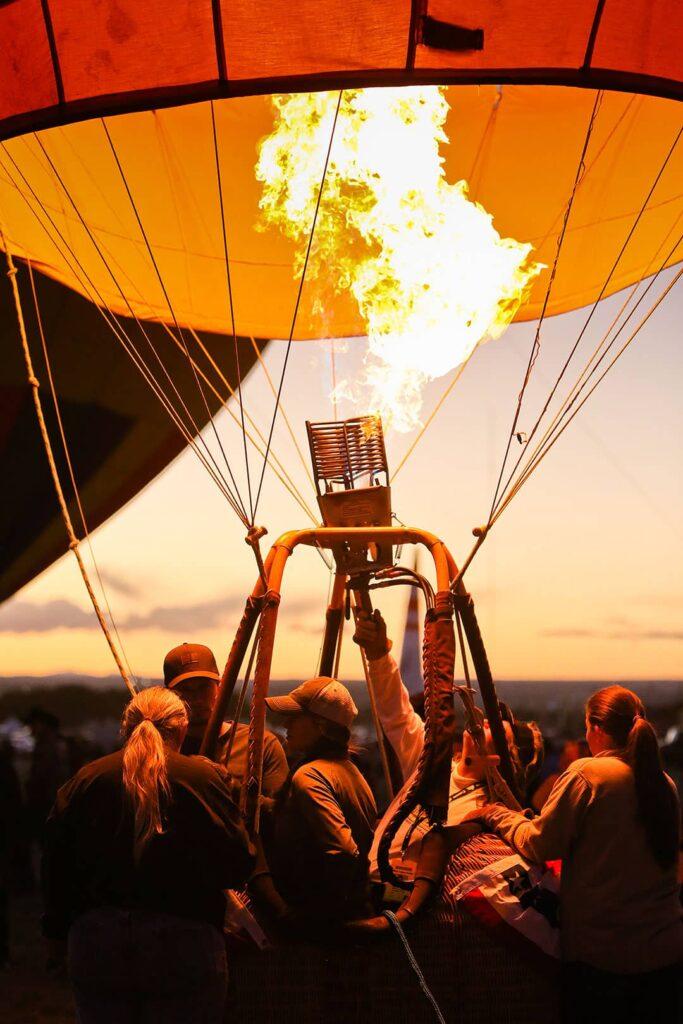 Hot Air Balloon Ride Albuquerque