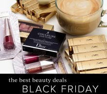 Black Friday + Cyber Monday Beauty Deals 2020