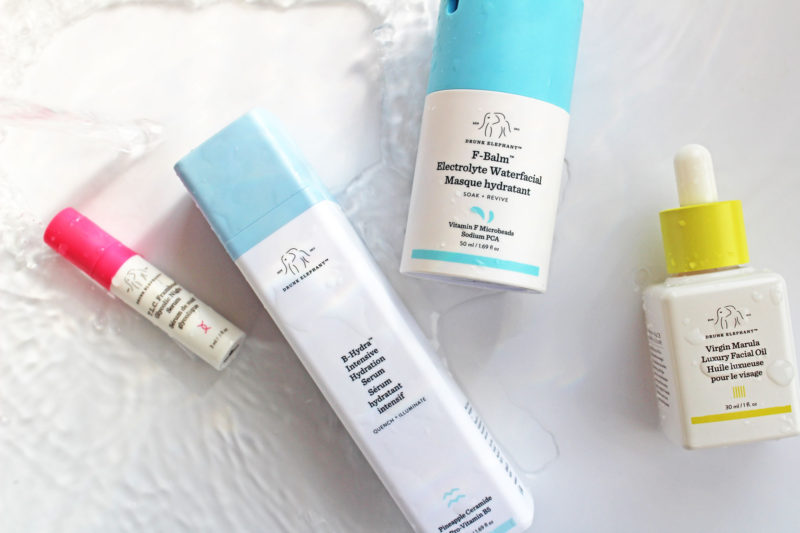 Drunk Elephant cruelty free skincare review