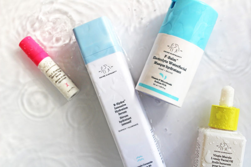 Get hydrated skin with Drunk Elephant