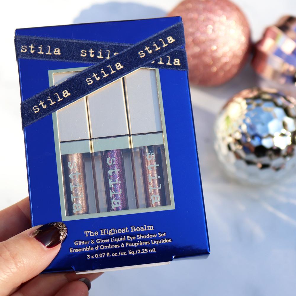 Stila The Highest Realm Liquid Eyeshadow Set