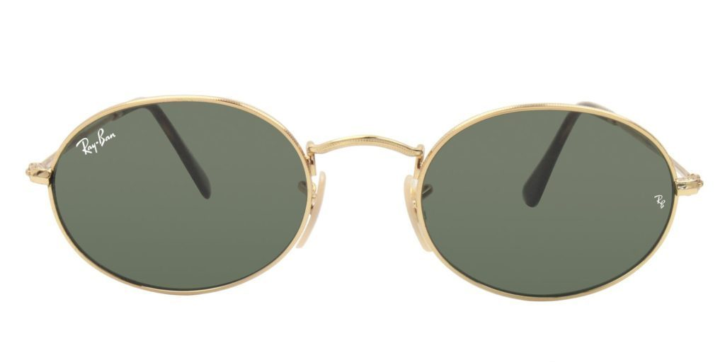 small oval frames