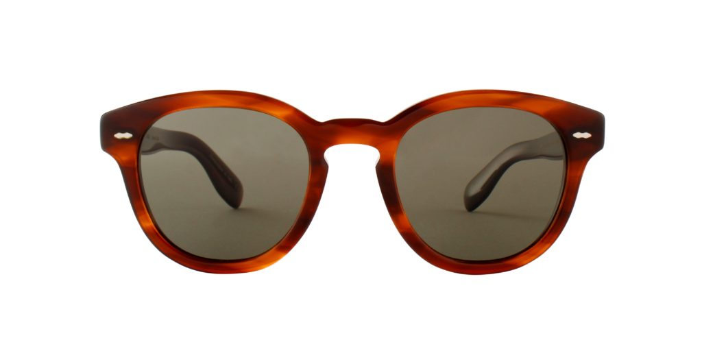 Oliver Peoples Cary Grant- Grant Tortoise Sunglasses