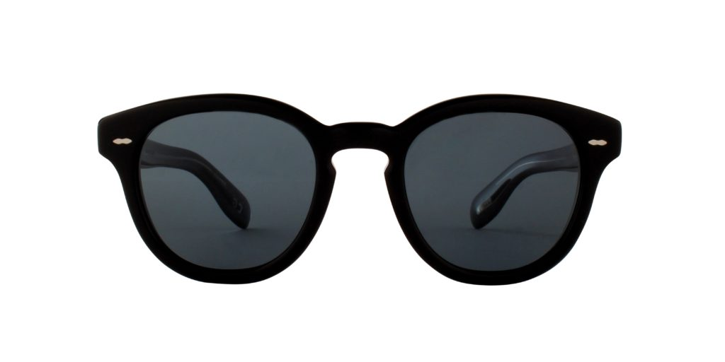 Oliver Peoples Cary Grant- Black sunglasses