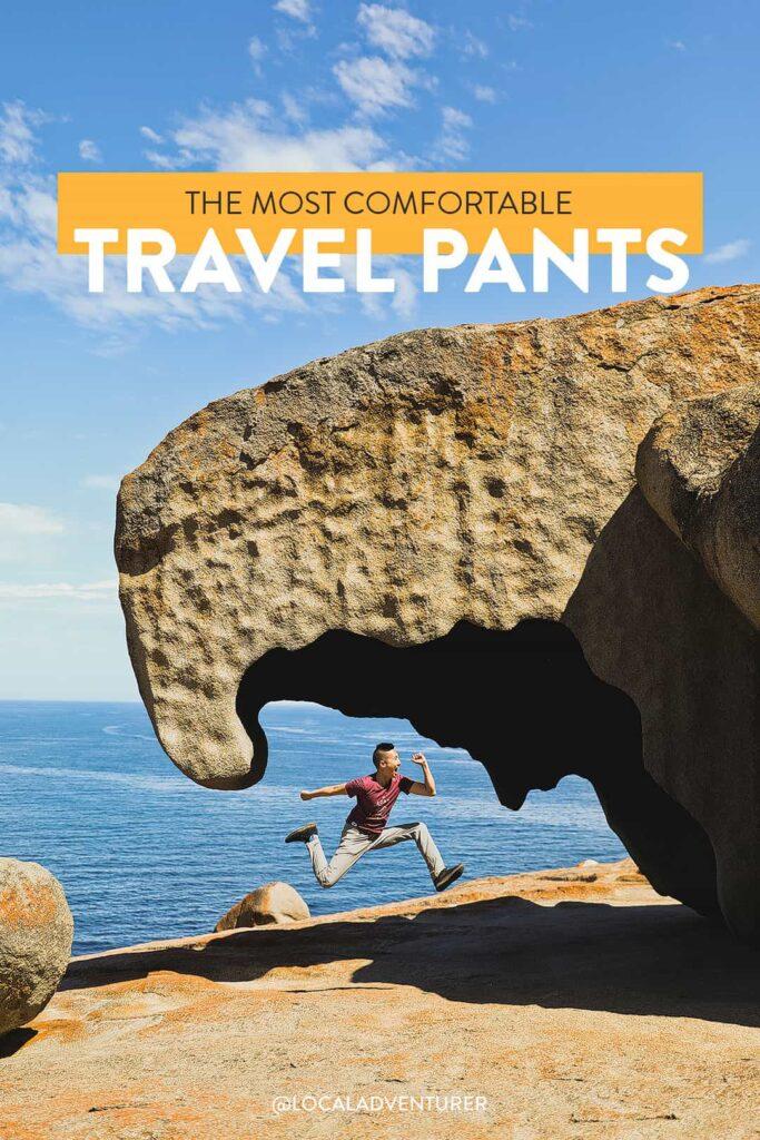 Best Travel Pants Mens