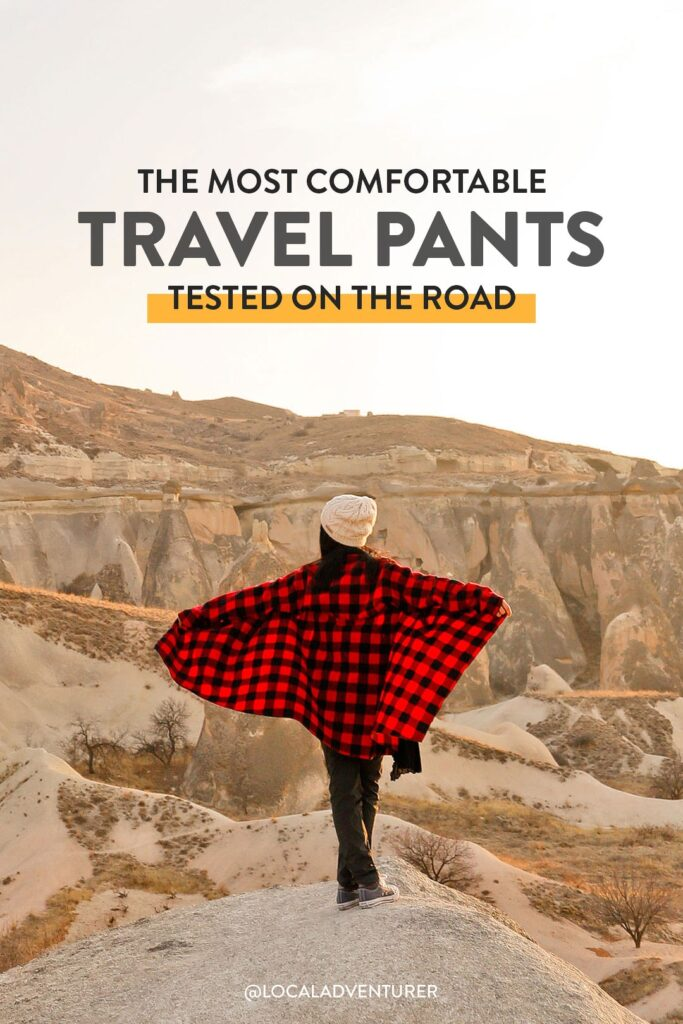 The Best Pants for Travel