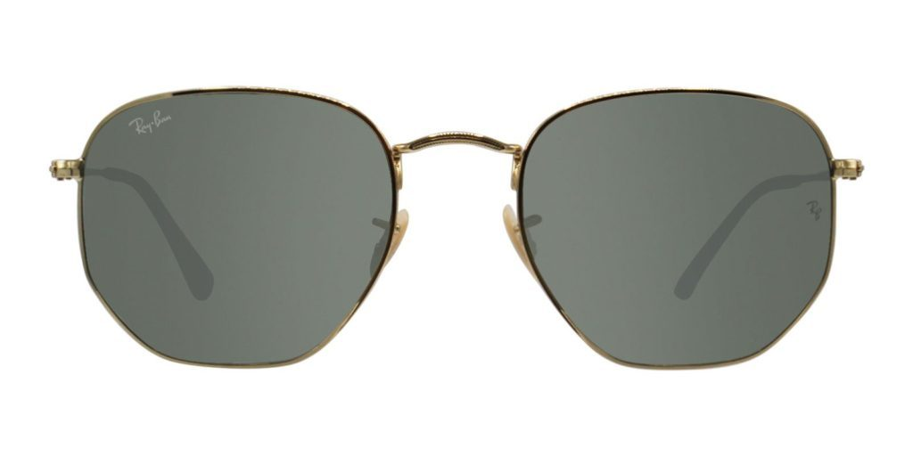 Ray-Ban hexagon sunglasses