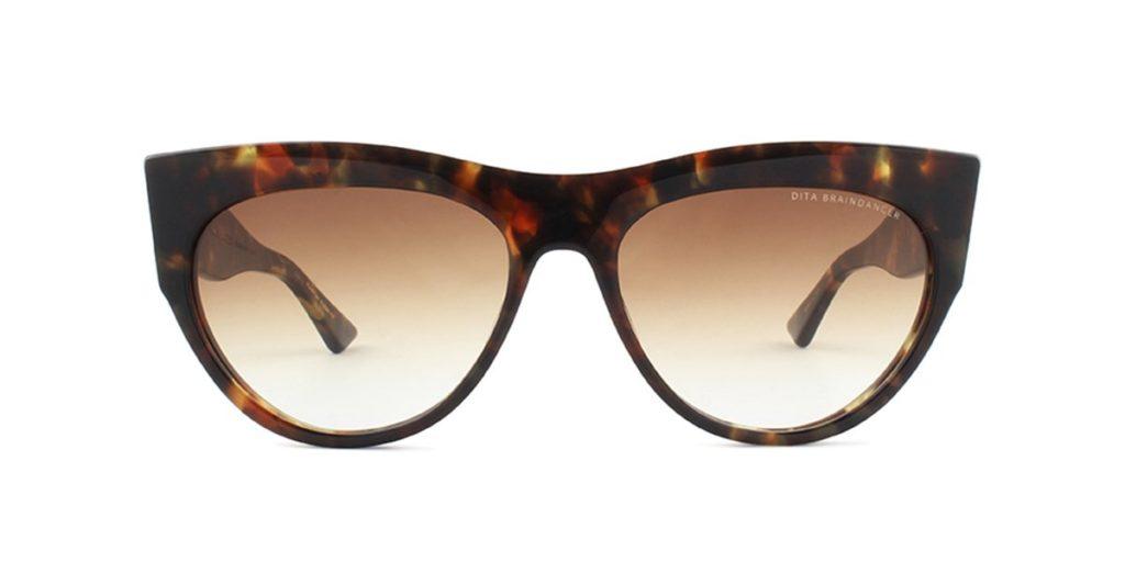 DITA Braindancer Tortoise/Brown Sunglasses