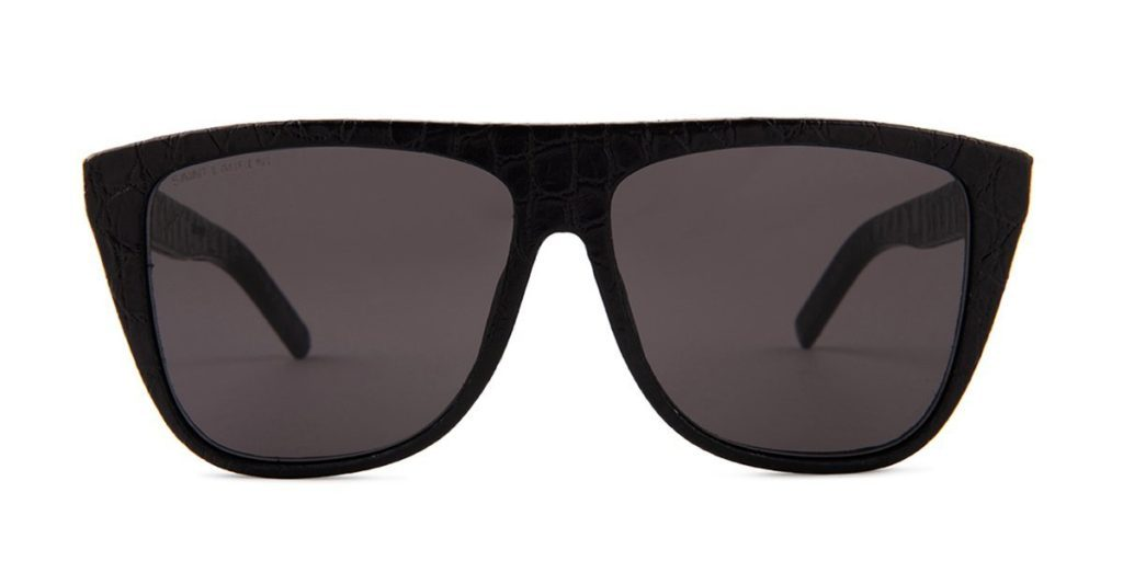 oversized sunglasses trend