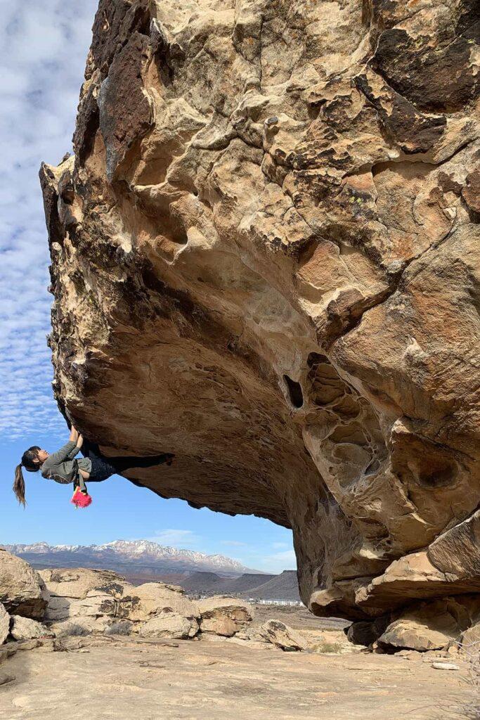 St George Climbing