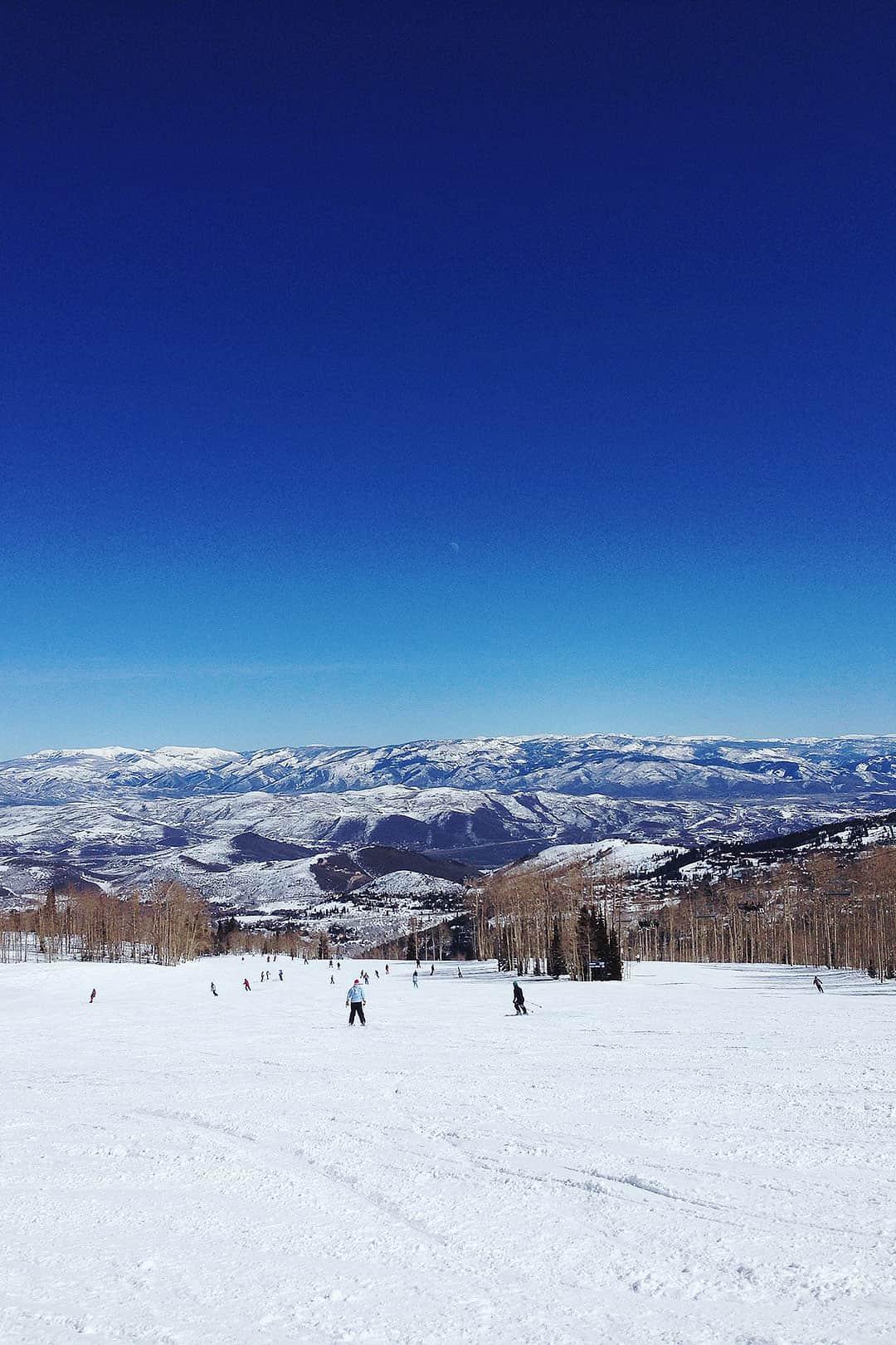 Snowboarding Park City Utah + 101 Things to Do in Utah - Your Ultimate Utah Bucket List