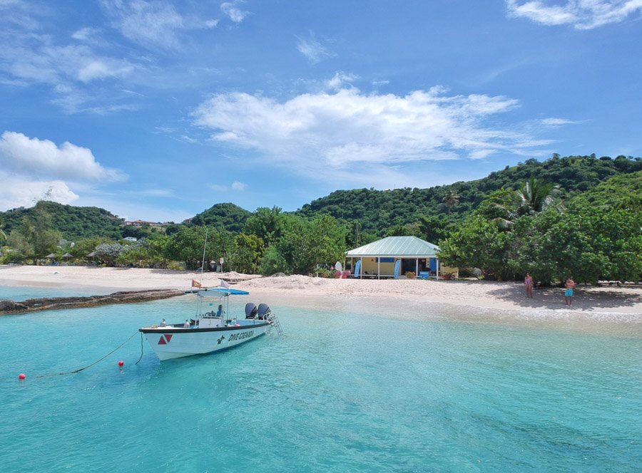 best places to visit in january grenada