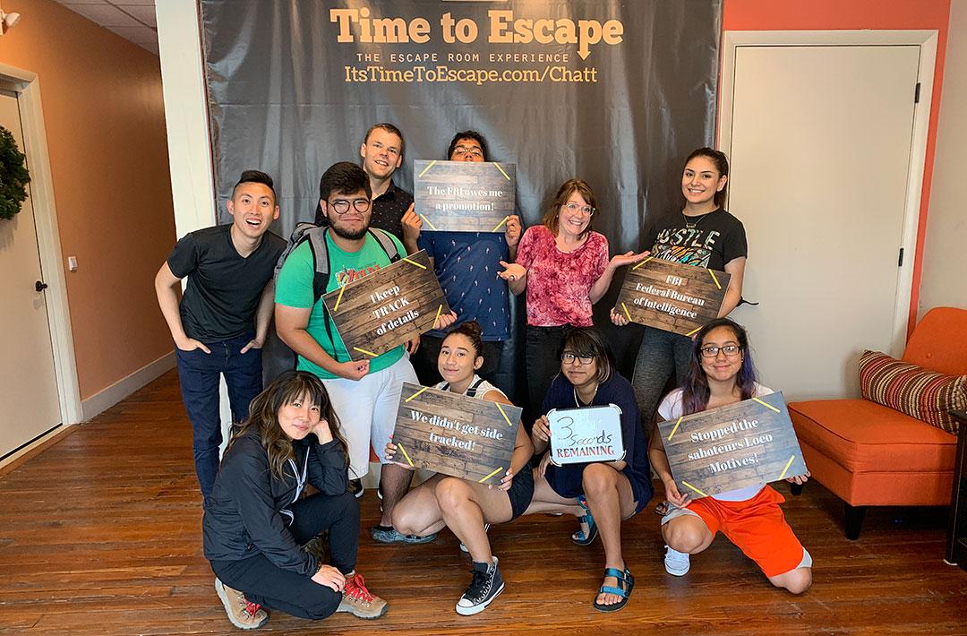 Escape Room Chattanooga