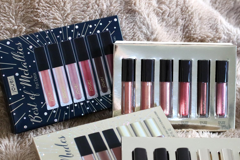 Jouer Paris Lights Collection - mini lip kits