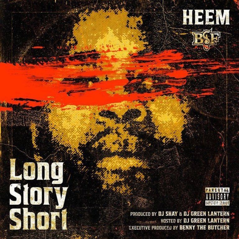 Heem Long Story Short artwork
