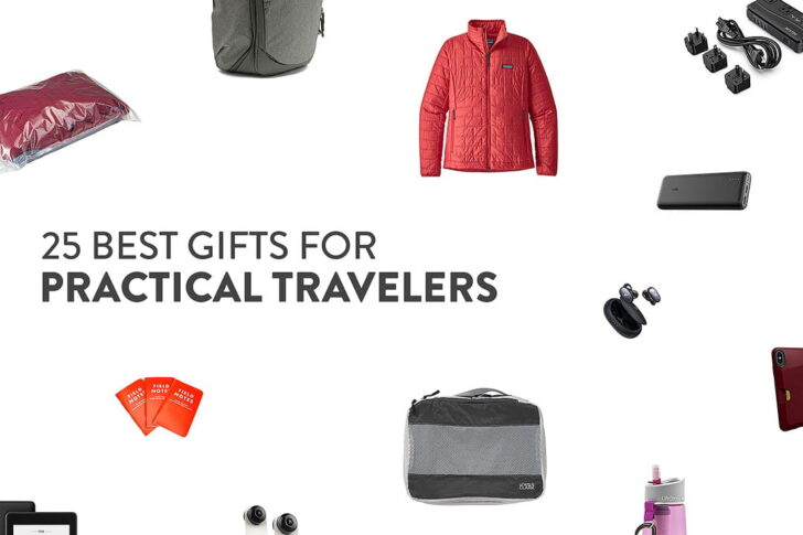 25 Greatest Useful Gifts for Travellers in 2019