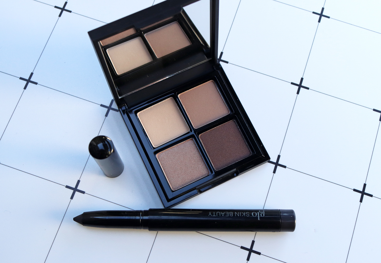 Glo Skin Beauty cool smokey eye set