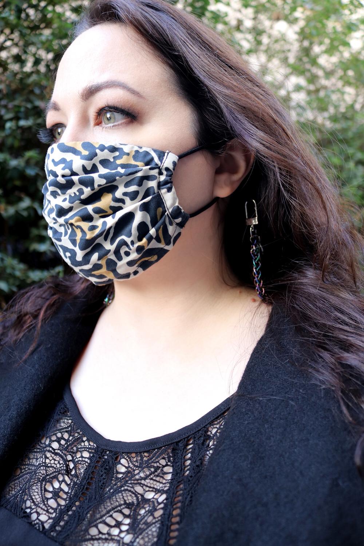 Mask but make it fashion! #StyleYourMask giveaway!