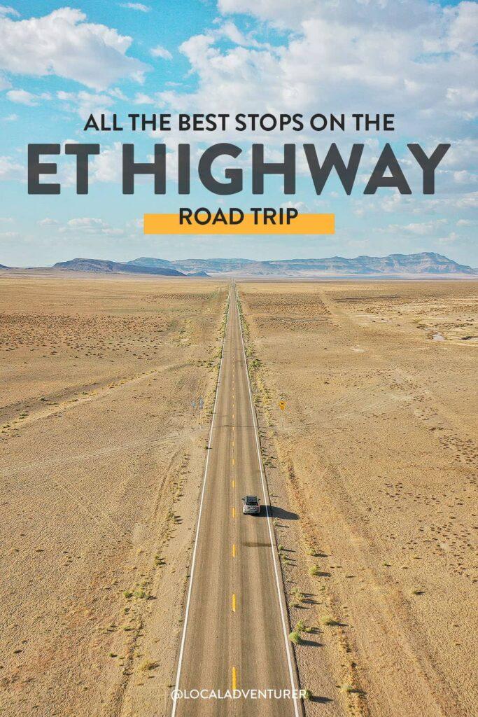 Extraterrestrial Highway Attractions