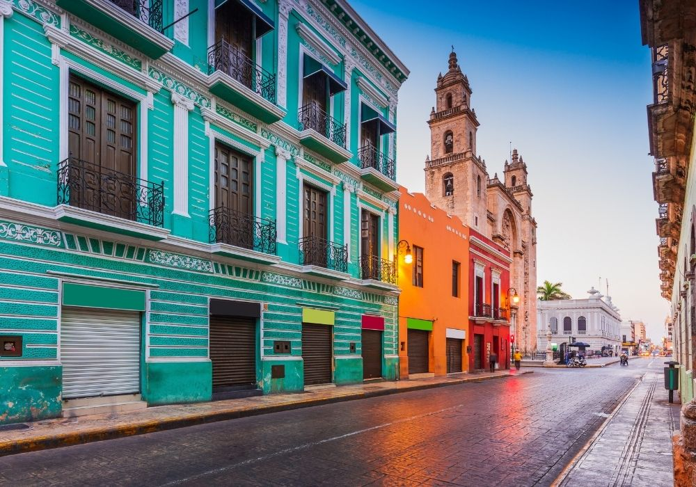 merida mexico best cities for digital nomads