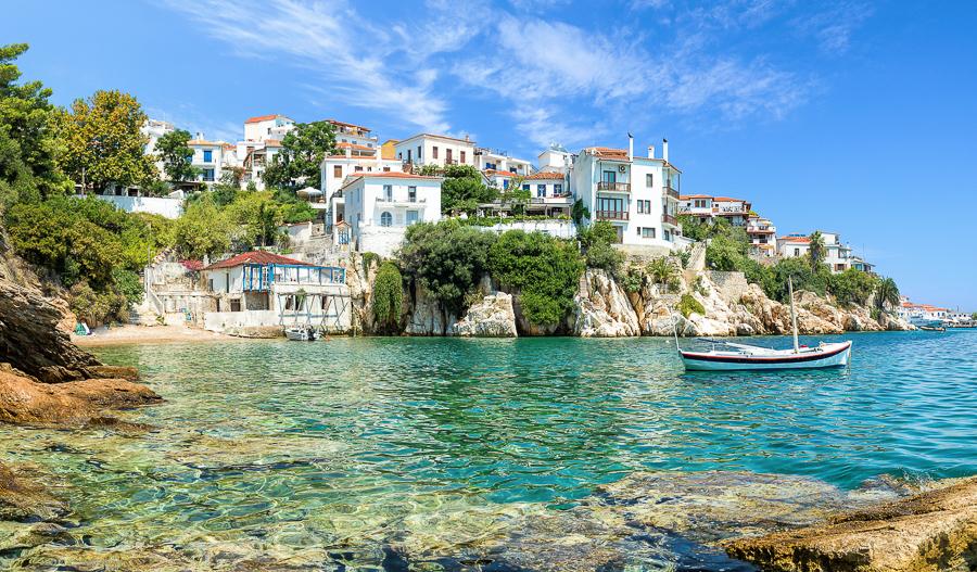 Places to visit in Greece-skiathos-greek islands