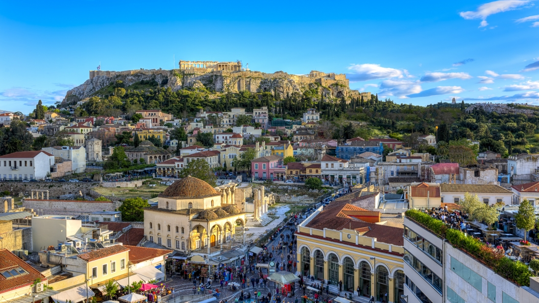 best places to visit in greece athens