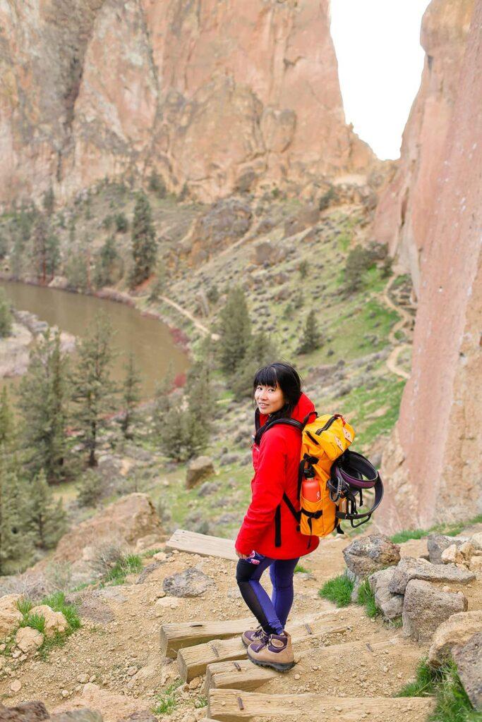 Smith Rock Trails