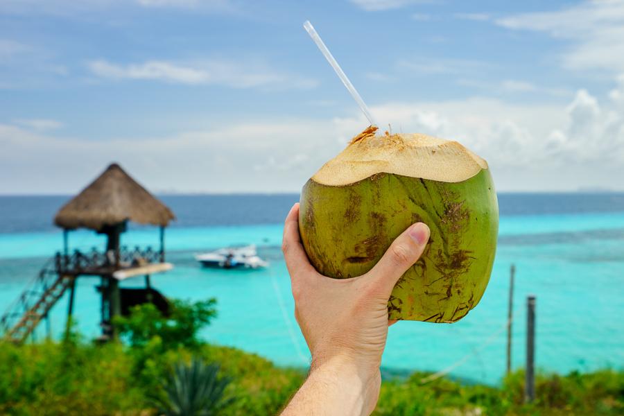 yucatan coconut things to do in cancun