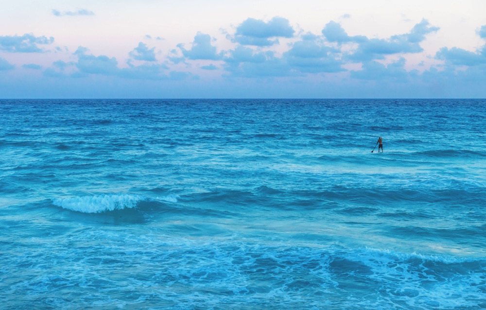 paddleboarding activities in cancun