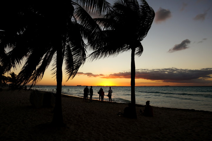 sunset isla mujeres mexico best things to do in cancun