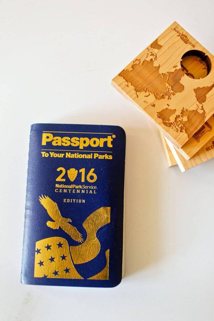 National Parks Passport Book
